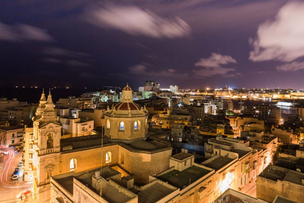 The Palace Malta, Lounge 360