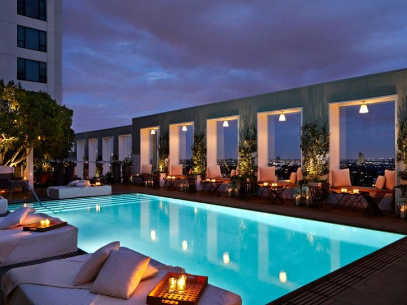 *Skybar, Los Angeles